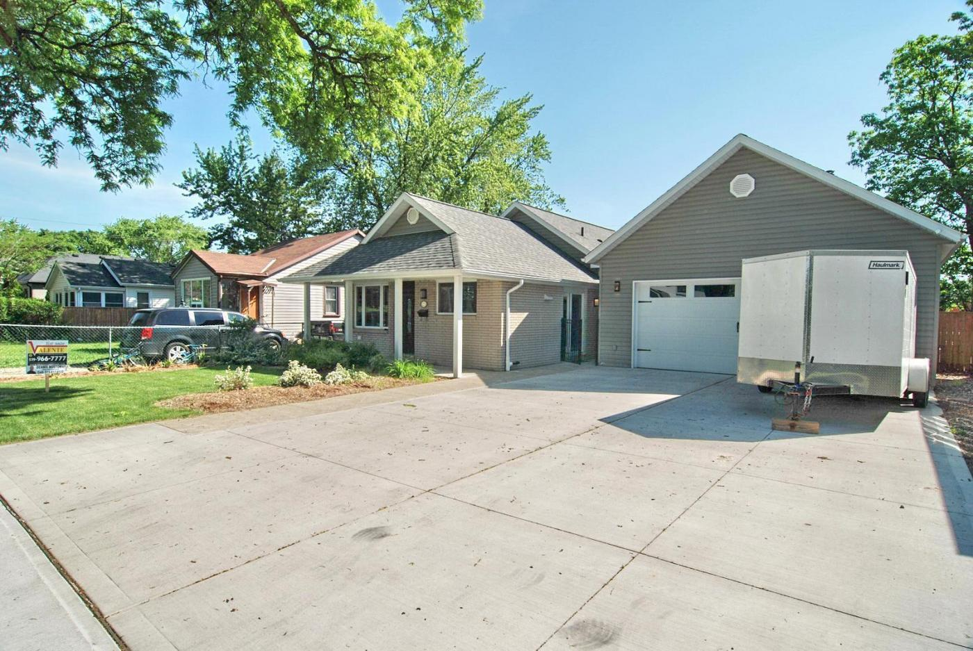 THIS IS THE ONE! This up to date 3 bdrm, 2 bath home.